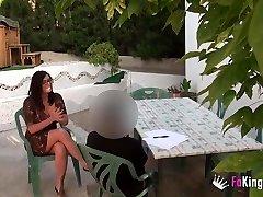 English professor smash her student in Mallorca