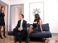 Anna Polina, Nikita Bellucci In The Pleasure Provider Episod