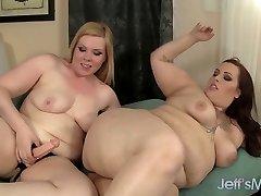 Crazy lesbian plumpers Phoenixxx Plumper and Liena Kuryakin