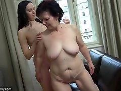 OldNanny Sexy female fap hairy granny pussy