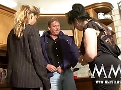 MMV Films Two mature wifes sharing a trunk