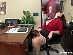 Brazzers - Alison Tyler has a tiny office fun