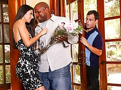 Nikki Daniels, Prince Yahshua in Mother's Cheating #16,  Scene #03