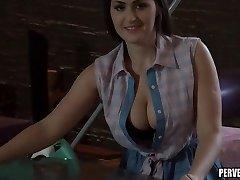 Big Hooter Young Maid