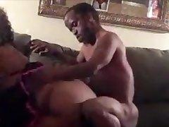 AmateurHorny.Sexy BBW porked firm by a Midget