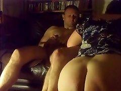 amateur  swinging bbw gf fucking strangerpt4