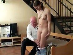 STP Giving not Grandpa His Weeky Plumb !