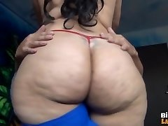 LATINA FUCKS LIDDLE Manstick PART 2