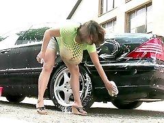 Milena Velba camper wash