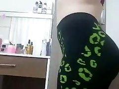 Turkish Amateur Girl on Web Cam