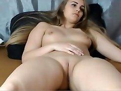 18yo big tits clean-shaven pussy