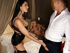 Glamour girls fucked intensly