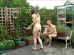 Laura & Me Outdoor Naturist Fun 1