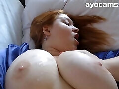 Chubby Big Natural Tits Step Mother
