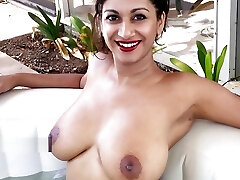 Hottest Indian Erotic Model with huge tits