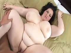 Dirty Talking BBW Pounded Like a Slut