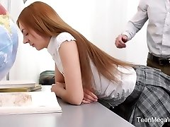 TeenMegaWorld - TeenSexMania - Super-cute Student