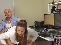 MILF Spys on Son-in-law in Show Hidden Cam