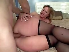 Thick Ass Mommy Likes The Anal Sex