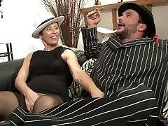 French Mafia enjoys getting their dick moist