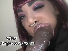 Epic Saliva Producing Mouth For Filthy Head- DSLAF