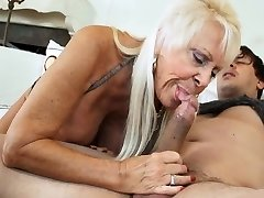 HOT GRANNIES Inhaling DICKS COMPILATION 4