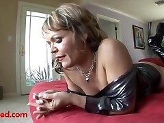 ugly old grandma gets poke head by big black negro cock and