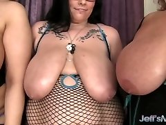 8 Bbw Orgy - Jeff's Models