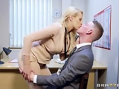 Brazzers - Hot Big Tit Chief Wants Some Giant Cock