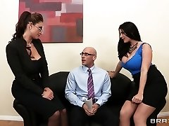 Meaty Tits at Work: Acing the Conversation