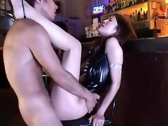 Exotic Japanese woman in Amazing Big Tits, Gonzo JAV clip