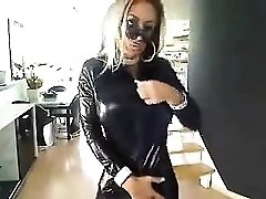 German striptease on cam - more vids on sexycams8 org