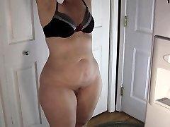 Home amateur bootie spanking