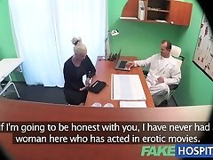 FakeHospital Dirty doctor pulverizes busty porn star