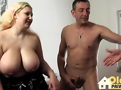 Big yam-sized tits for you