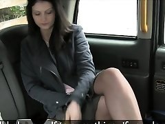 Hotty Euro passenger gets creampie