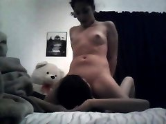 Girly-girl Face Sitting And Pussy Eating