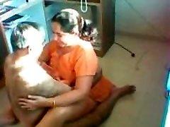 Desi Aunty Ravaged on a covert camera