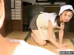 Asian House maid 001