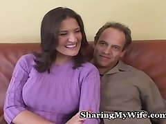 Sissy Spouse Has Hot Wife