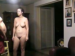 spanking wifes monkey