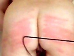 Wifey's ass marked