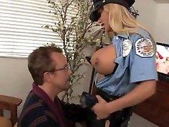 Fucking that chesty cop Shyla Stylez