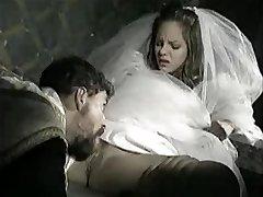 Bride boned by priest