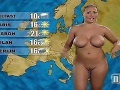 Bare Weather Girl