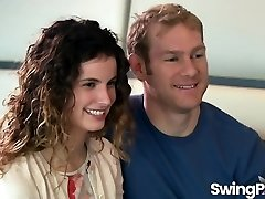 Swinger couples going horny in reality show