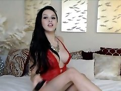 Huge Titties Teenie Masturbating
