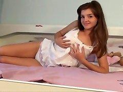 Maria S, past bedtime