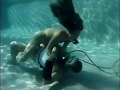 Scuba nymph pool care