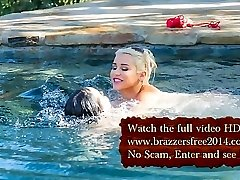 Pool Struggle - Rachele Richey & Spencer Scott